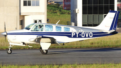PT-OVO - Private Beechcraft 36 Bonanza