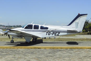 TG-PEZ - Private Beechcraft 95 Baron