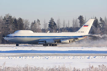 RF-93645 - Russia - Air Force Ilyushin Il-86VKP