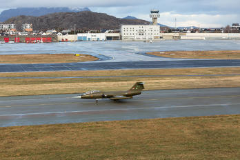 LN-STF - Private Canadair CF-104D Starfighter