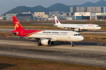 B-6351 - Shenzhen Airlines Airbus A320