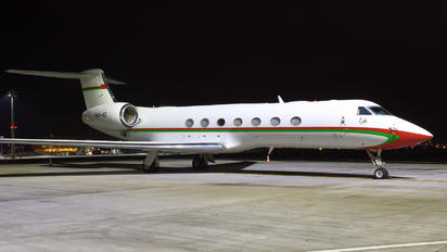 A40-AE - Oman - Royal Flight Gulfstream Aerospace G-V, G550 ELINT (Special missions)