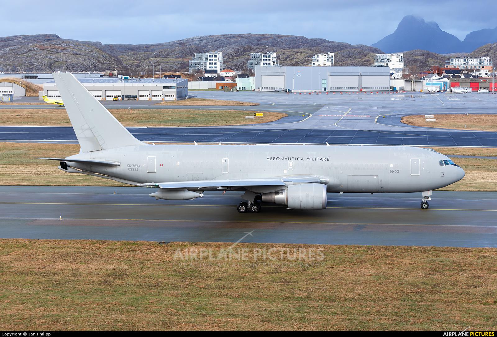Italy - Air Force MM62228 aircraft at Bodø
