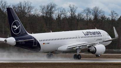 D-AIWE - Lufthansa Airbus A320