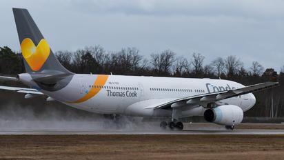 G-TCCI - Condor Airbus A330-200