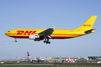 D-AEAT - DHL Cargo Airbus A300F