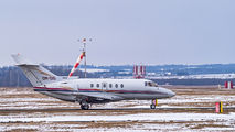 OM-OIG - Private Hawker Beechcraft 800 aircraft