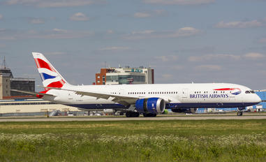 G-ZBKA - British Airways Boeing 787-9 Dreamliner