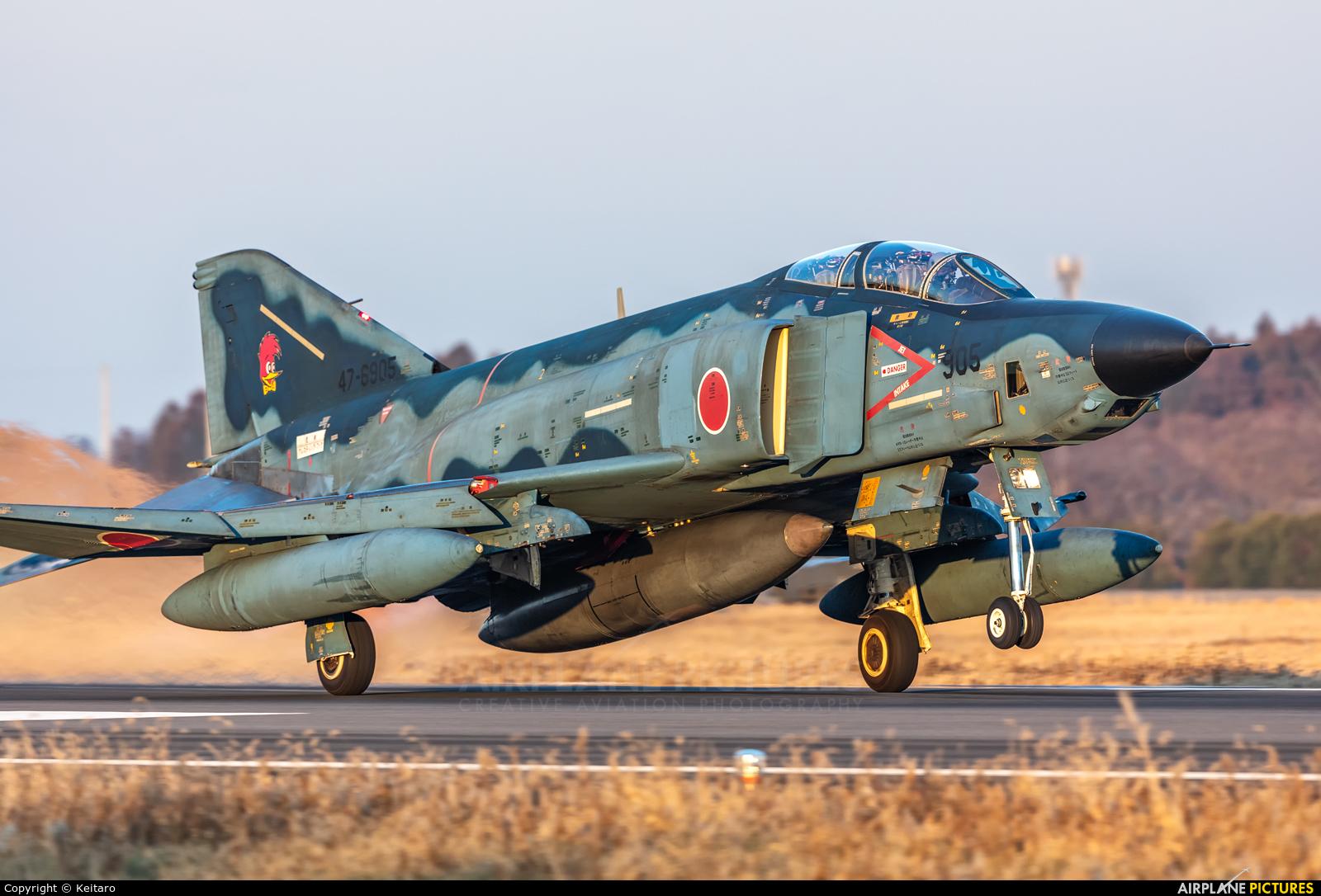 Japan - Air Self Defence Force 47-6905 aircraft at Ibaraki - Hyakuri AB