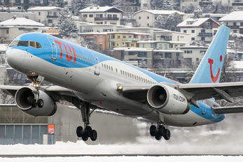 G-OOBE - TUI Airways Boeing 757-200