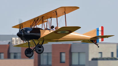 OK-VUU 84 - Private Morane Saulnier BB (replica)
