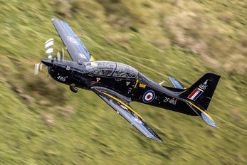 ZF485 - Royal Air Force Short 312 Tucano T.1