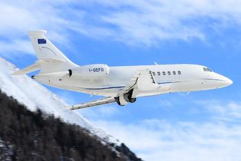 I-GEFD - Private Dassault Falcon 2000 DX, EX