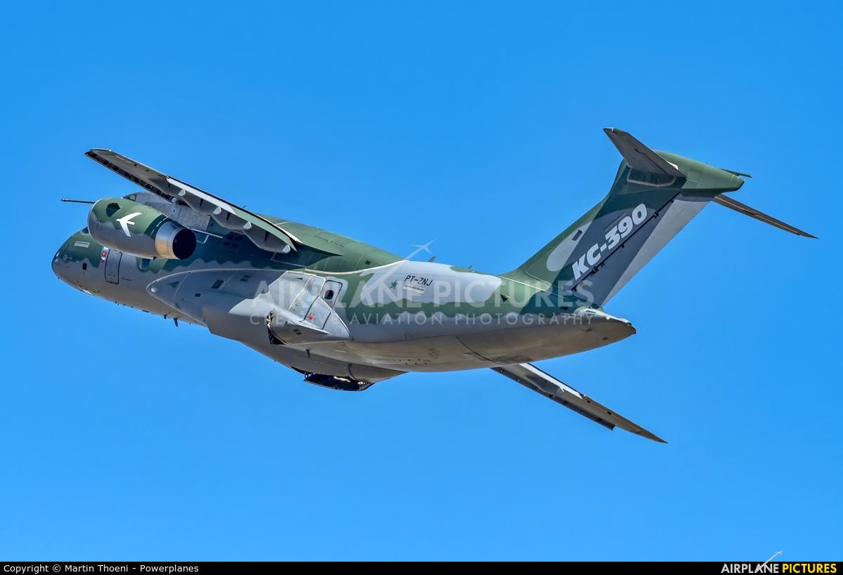 Brazil - Air Force PT-ZNJ aircraft at Fairford