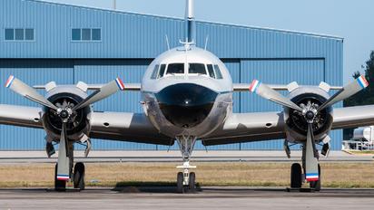 N343GS - Conquest Cargo Convair C-131 Samaritan