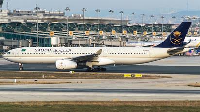 HZ-AQ29 - Saudi Arabian Airlines Airbus A330-300