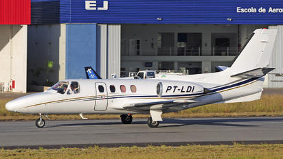 PT-LDI - Private Cessna 500 Citation