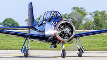 N343NA - Private North American T-28B Trojan aircraft