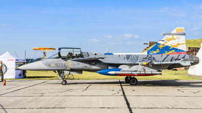9234 - Czech - Air Force SAAB JAS 39C Gripen