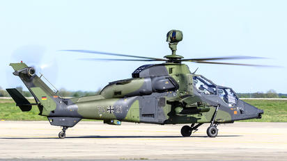 74+21 - Germany - Army Eurocopter EC665 Tiger