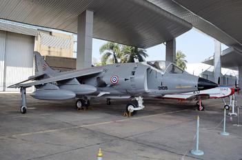 3109 - Thailand - Navy  Hawker Siddeley AV-8A Harrier
