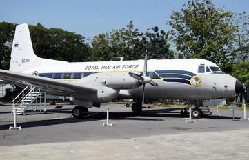 L5-1/8 - Thailand - Air Force Hawker Siddeley HS.748