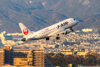 JA228J - J-Air Embraer ERJ-170 (170-100)