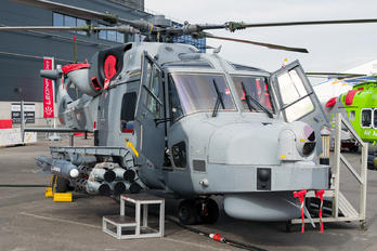 ZZ394 - Royal Navy Westland Wildcat HMA.2