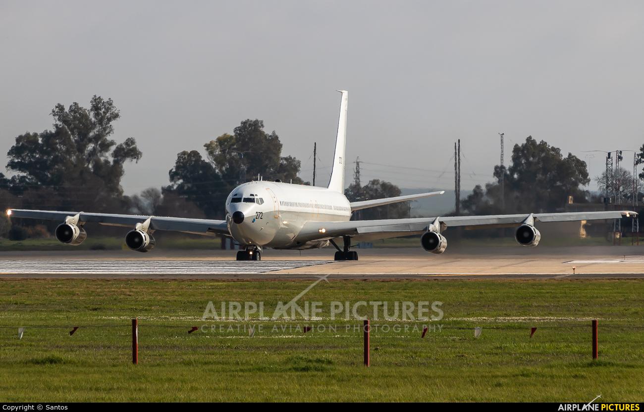 Israel - Defence Force 272 aircraft at Seville - Moron de la Frontera