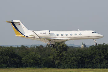 TC-KHB - Private Gulfstream Aerospace G-IV,  G-IV-SP, G-IV-X, G300, G350, G400, G450