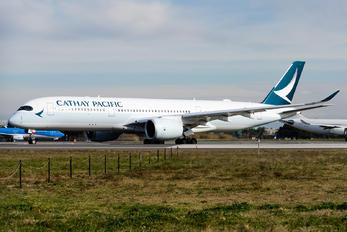 B-LRU - Cathay Pacific Airbus A350-900