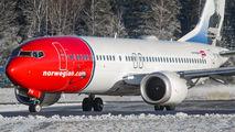 EI-FYA - Norwegian Air International Boeing 737-8 MAX aircraft