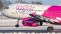 HA-LYU - Wizz Air Airbus A320 aircraft