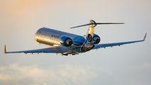 ES-ACF - Nordica Canadair CL-600 CRJ-701 aircraft