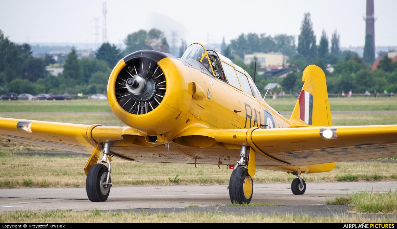 Private SP-YIX aircraft at Pruszcz Gdański