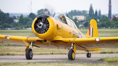 SP-YIX - Private CCF Harvard Mk4