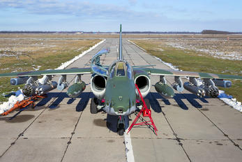 14 - Russia - Air Force Sukhoi Su-25SM3