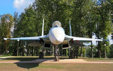 34 - Belarus - Air Force Sukhoi Su-27P