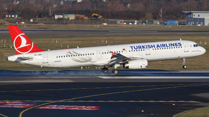 TC-JRM - Turkish Airlines Airbus A321