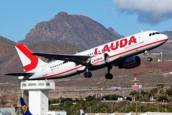 OE-LOA - Niki Airbus A319