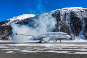 9H-ICE - DC Aviation Airbus A318 CJ aircraft