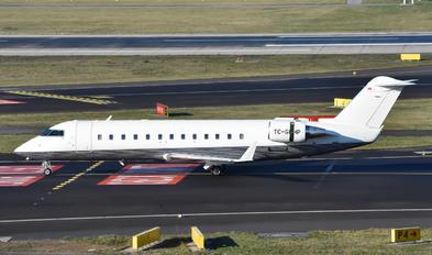 TC-GHP -  Bombardier CL-600-2B19