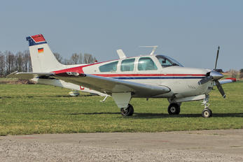 D-EIZL - Private Beechcraft Beech F33A Bonanza