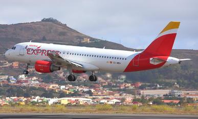 EC-MEH - Iberia Express Airbus A320