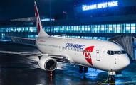OK-TST - CSA - Czech Airlines Boeing 737-800 aircraft
