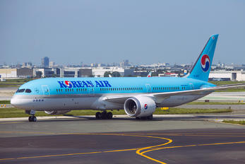 HL7207 - Korean Air Boeing 787-9 Dreamliner