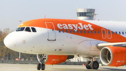 OE-LKM - easyJet Europe Airbus A319