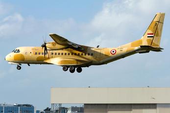 1192 - Egypt - Air Force Casa C-295M
