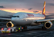 EC-MIL - Iberia Airbus A330-200 aircraft