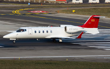 Z3-MKD - Macedonia - Government Learjet 60